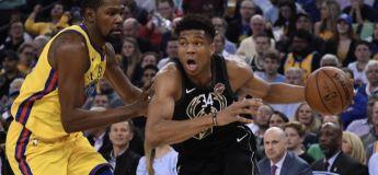Résumé intégral Golden State Warriors vs Milwaukee Bucks