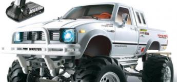 Le pick-up / Monster Truck radiocommandé proposé à un prix très intéressant