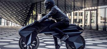 La première moto électrique entièrement imprimée en 3D dans le monde