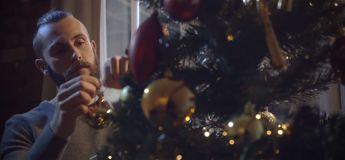Une publicité de Noël d'un budget de seulement 57 euros émeut Internet