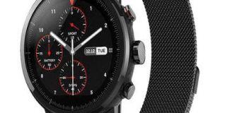 Le smartwatch Xiaomi Amazfit Stratos Pace2 à 129,93€ au lieu de 145,96€