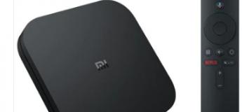 Bon plan sur la box TV Xiaomi Mi Box S 4K HDR