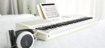 Le synthétiseur intelligent pour apprendre à jouer du piano (pour débutants)