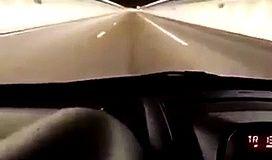 Cet automobiliste craque dans le tunnel le plus cher de France (Duplex de l'A86)