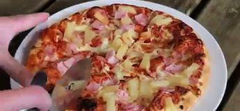 Comment dévorer une pizza hawaiienne : tuto pour les amateurs