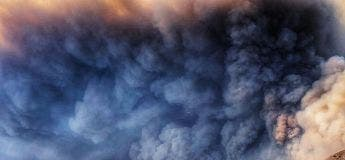 Vidéo Pendant/Après des incendies en Californie qui ont fait plus de 25 morts