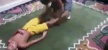 L'Oscar pour ces kids qui se rejouent des combats de catch dans le salon