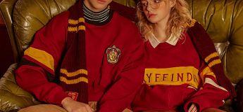 Une marque coréenne de vêtement vient de lancer une collection inspirée de Harry Potter et des années 90
