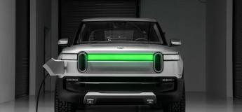 Rivian dévoile son pick-up électrique, le R1T, avec une performance de 400 km