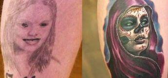 Ces tatoueurs qui ont rattrapé des erreurs de jeunesse