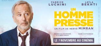 Un homme pressé (Streaming, Synopsis, Casting, Bande annonce)