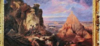 Un artiste reproduit des peintures célèbres dans des endroits les plus inhabituels et abandonnés