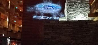Nouveau Edge : le SUV tranchant by Ford en test en Suède