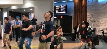 Nouvelle-Zélande : sa famille le surprend avec cet accueil chaleureux à l'aéroport (vidéo)