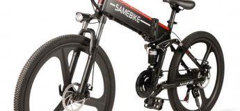 Bon Plan : le VTT électrique Samebike LO26 à 586,01 € 🔥🔥