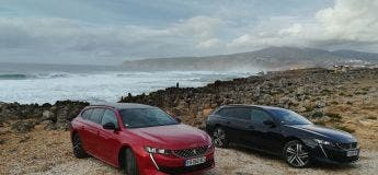 Essais du Peugeot 508 SW : AdopteunBreak