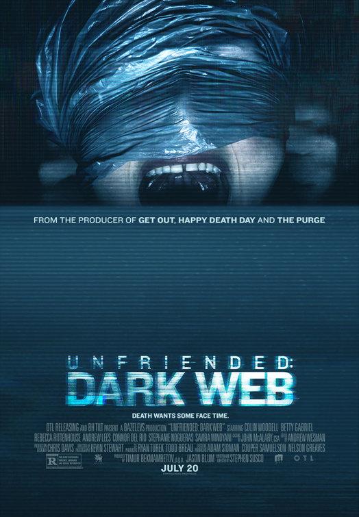 unfriended dark web stream