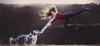 Les superbes photos animalières d'une jeune photographe