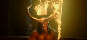 Hellboy 2019 : Les premières images du reboot