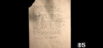 Un homme qui s'est échappé d'Alcatraz envoie une lettre au FBI 50 ans après sa libération