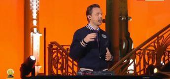 Martin Solveig, le malaise lors de la soirée du Ballon d'Or 2018 (Vidéos)