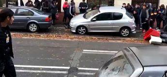 Orléans : Les lycéens s'amusent à retourner les voitures (qui ne sont pas des Porsche)