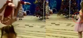 Un Père Noël meurt d'une crise cardiaque durant son spectacle