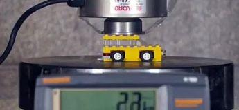 Vous comprendrez après avoir vu cette vidéo que le Lego fait bien mal quand on marche dessus
