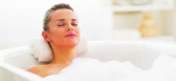 Un bain moussant peut faire perdre jusqu'à 140 calories