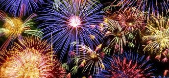 Voici des vidéos étonnantes de feux d'artifice du Nouvel An 2019 à travers le monde