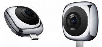 Bon plan : La caméra panoramique Huawei 360° Envizion à 103,54 €