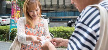 Au Japon, vous pouvez louer un ami pour 8 euros de l'heure