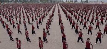 Vous ne voulez jamais confronter cette armée de 36,000 enfants