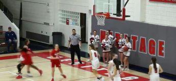 Basket Féminin : elles réalisent un «Alley Oop» en plein match