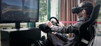 Un jeune homme entraîné aux jeux vidéo vient de battre un pilote de Formule 1 sur une piste réelle