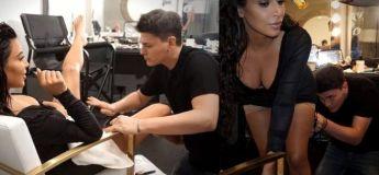 Le maquillage vaginal, les sœurs Kardashian l'ont déjà adopté