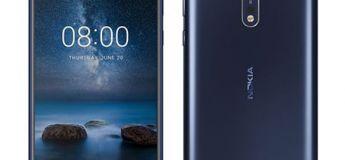 Soldes 2019 : Le Nokia 8 voit son prix baisser de 22%