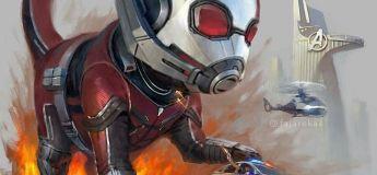 Catvengers ou des chats recréés à travers les superhéros de Marvel et DC