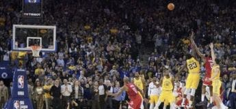 Rockets @ Warriors, le résumé vidéo d'un match d'anthologie de 2019