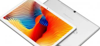Promotion sur la tablette Teclast T20 10.1″ à 208,86 € avec reconnaissance digitale