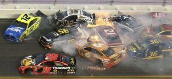Etats-Unis : un spectaculaire carambolage a eu lieu lors du Daytona 500