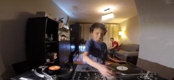 Filip (9 ans) t'offre un superbe DJ Set House pour chiller ce weekend !