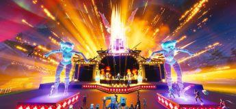 Fortnite : Le DJ Marshmello rassemble 10 millions de joueurs pour le tout premier concert en direct dans un jeu vidéo