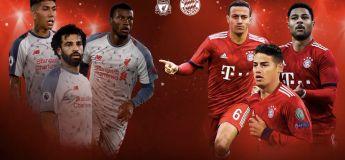 Comment regarder Liverpool – Bayern Munich en streaming sur internet ?