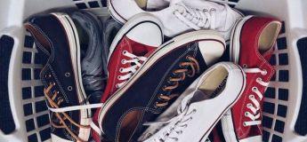 Un homme a été arrêté pour le vol de 70 paires de chaussures qu'il reniflait pour le plaisir