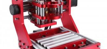 La nouvelle imprimante laser 3D Alfawise C20 1310+500mw à 320,40 €