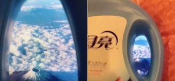 Le nouveau challenge des réseaux sociaux «prétendre être dans un avion»