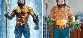 Quelques-unes des plus intéressantes comparaisons de photos réalisée par une amatrice