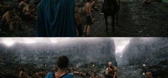 Ces images montrent comment sont réalisés certains films avec les effets spéciaux