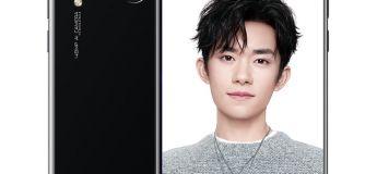 Le smartphone Huawei Nova 4 avec module photo intégré à l'écran à acheter pour 534 €